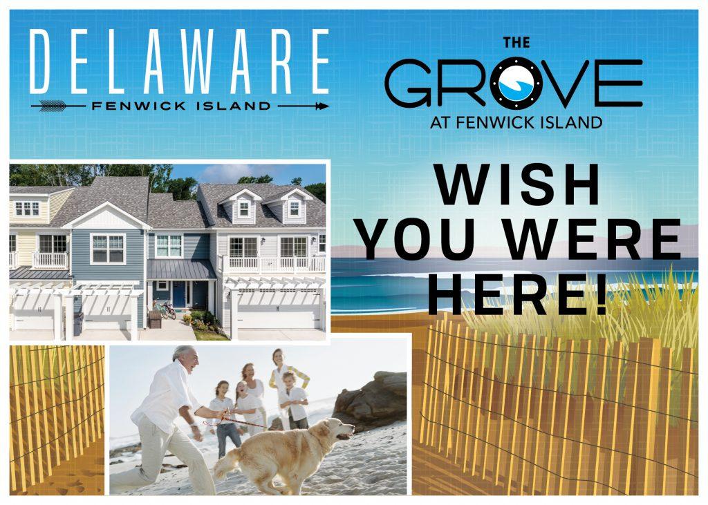 wish you were here the grove at fenwick island