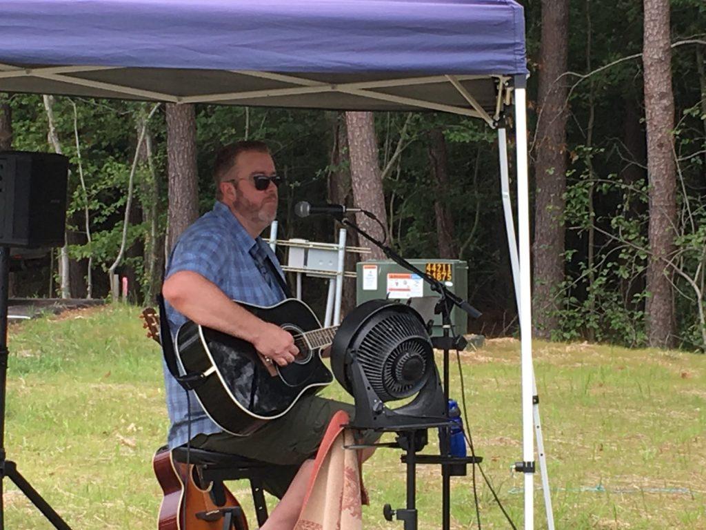 McKee event singer