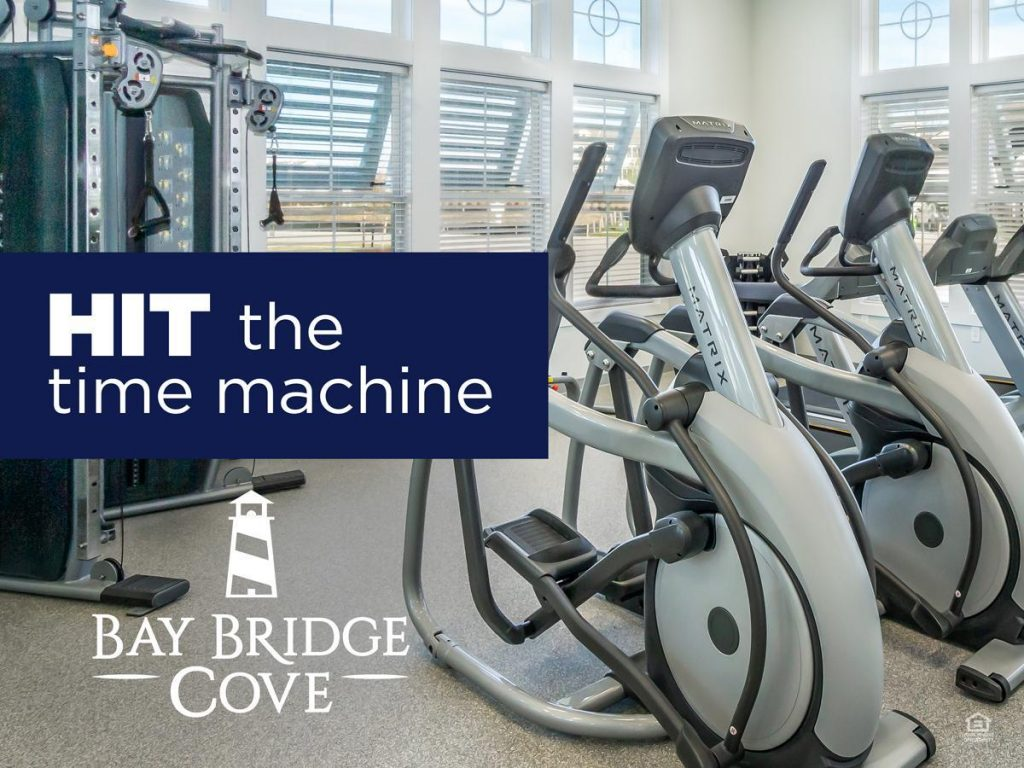 Bay Bridge Cove Workout Room