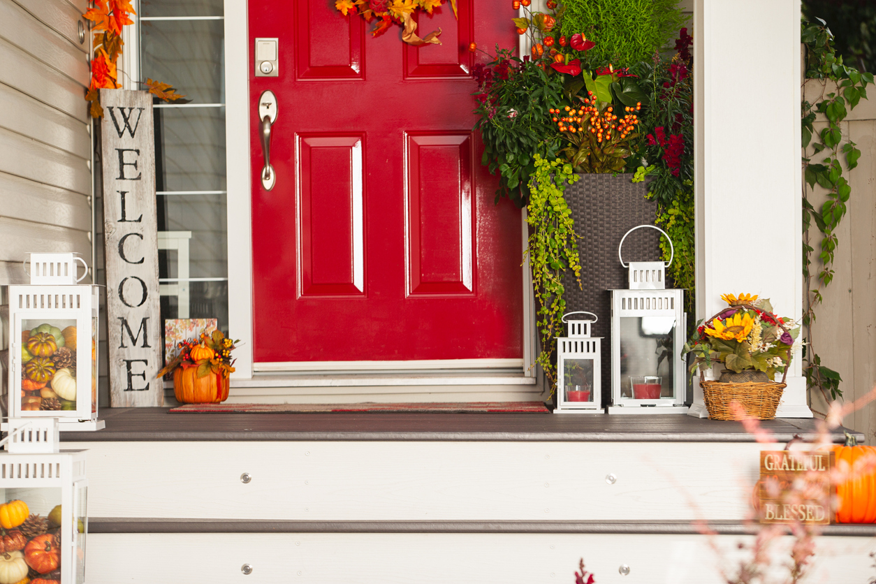 Ideas For Outdoor Fall Decor Mckee Builders